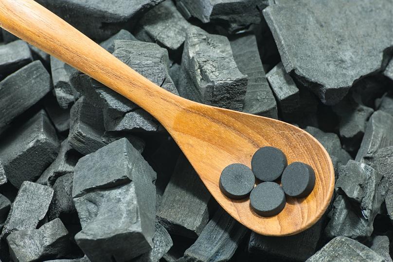 интересные факты о древесном угле